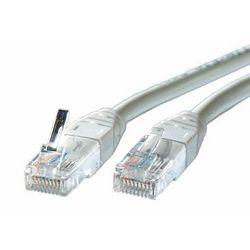 Patch kabel UTP sivi, 10m, Cat6, Roline