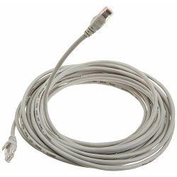 Patch kabel UTP sivi, 15m
