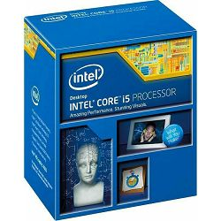 Procesor Intel Core i5-4460 (6MB Cache, up to 3.40 GHz), s1150