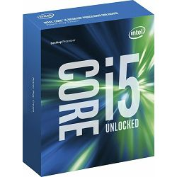Procesor Intel Core i5-6600K (6MB Cache, up to 3.90 GHz), s1151