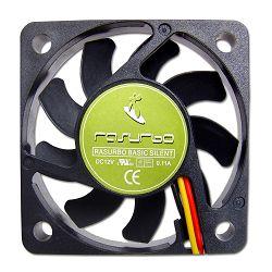 RASURBO Case Fan 92 mm, 1.800 +/- 10%, 22 dB(A), sleeve bearing, 92 x 92 x 25 mm