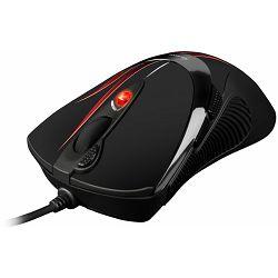 Sharkoon FireGlider optički igrači miš, USB, Max. DPI: 3,000, Max. acceleration: 30G