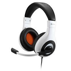 Sharkoon RushCore Gaming stereo slušalice sa mikrofonom, Osjetljivost: 105 dB SPL by 1 KHz, Dužina