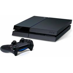 Sony Playstation 4 - 1TB, black, poklon igra : Uncharted 4: A Thief's End Bundle