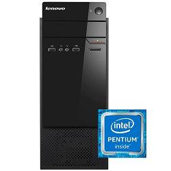 Stolno računalo Lenovo S200 Tower, 10HQ0013SP, N3700 1.6GHz, 4GB DDR3, 500GB HDD, Intel HD, FreeDOS