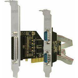 Sweex 2x Serial & Parallel Port Card kontroler PCI