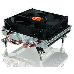 Thermaltake Slim X3, za Socket 775,1156,1155, 4PIN PWM, AL Fin+ AL Base, 1200 ~ 2400 rpm, Masa  180