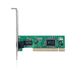 TP-Link TF-3239DL, 10/100Mbps PCI Network Adapter, Realtek RTL8139D chipset, One 10/100Mbps Auto-Ne