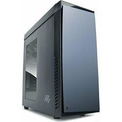 Zalman R1 mid tower case. 192(W) x 465(H) x 450(D)mm. MB standard: Standard ATX / Micro ATX. PSU: S